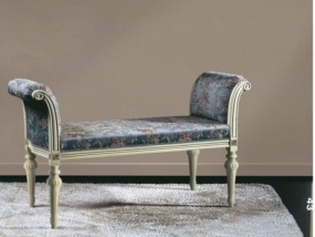 Hocker Art 90PA/C Louis Philippe XVI Stil