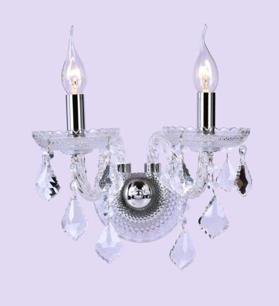 Kristall Kronleuchter, Luster, Applike 1,2, 3,5 flammig