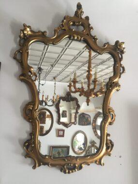Spiegel 95 x 70 cm