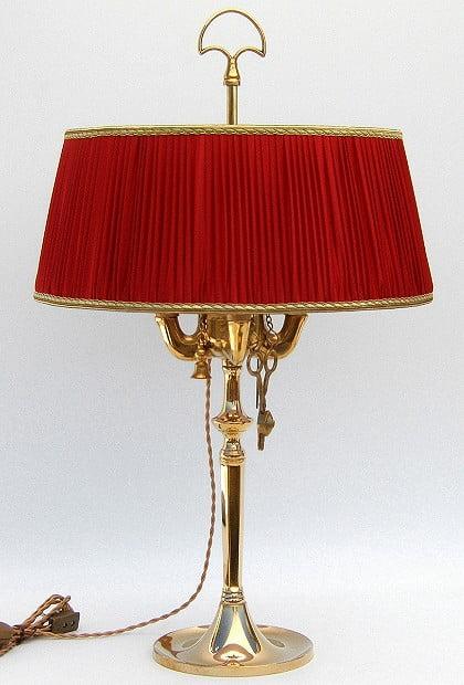 Lampe Fiorentina Rot