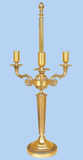 Lampe Imperial Schwarz